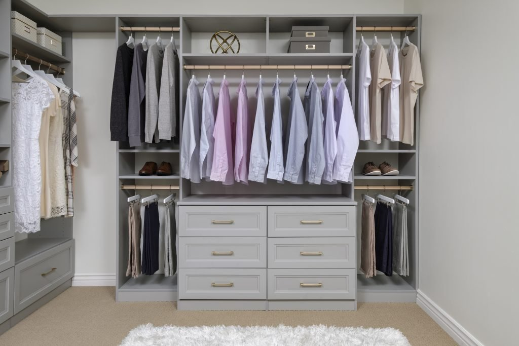 Allegra Walk-In closet Men's